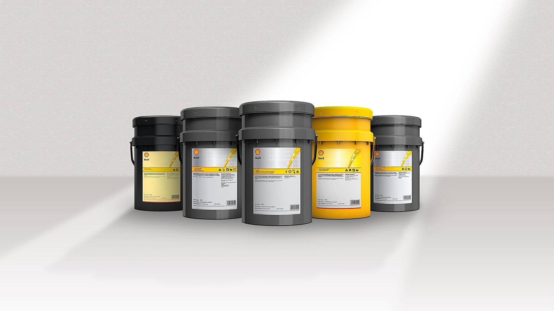 Lubricants Product Range