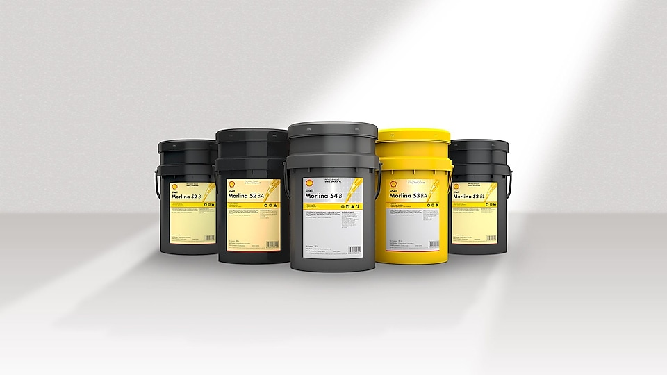 Shell Morlina - Bearing and circulating oils
