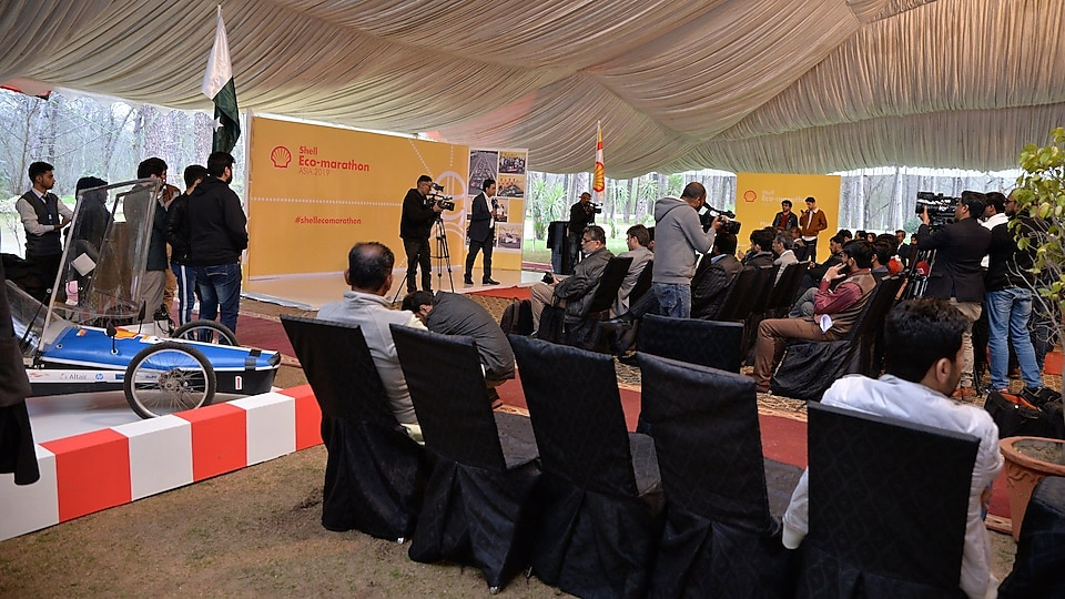 Shell eco-marathon pakistan 2019