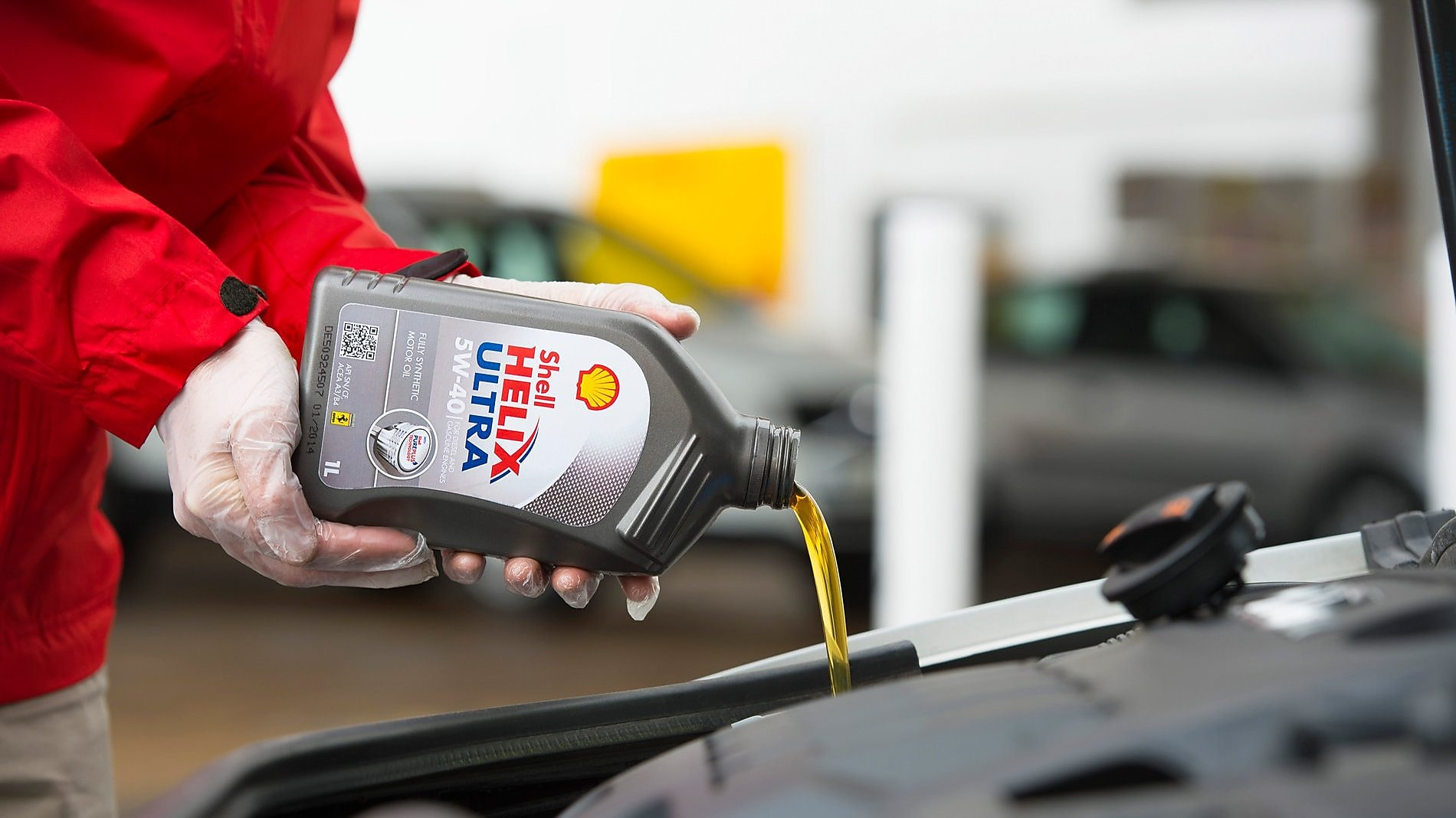 Shell Helix Car Engine Oils