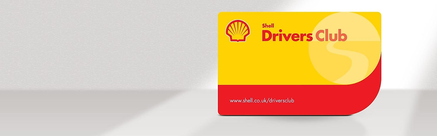 shell drivers club card