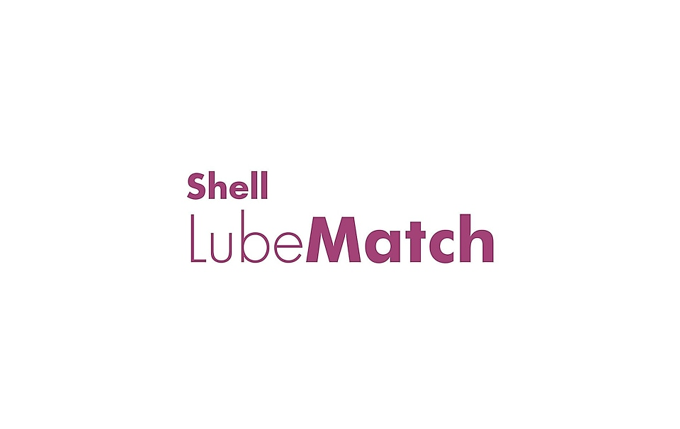 Shell LubeMatch logo